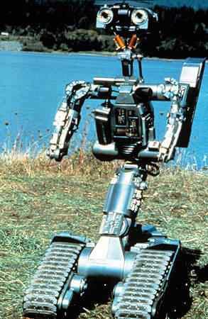 1robots gal johnny Os melhores filmes do mundo com robôs