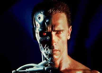 1robots gal terminator Os melhores filmes do mundo com robôs