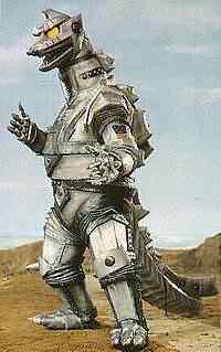 200px Mechagodzilla Os melhores filmes do mundo com robôs