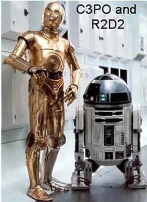 C3PO not going Os melhores filmes do mundo com robôs