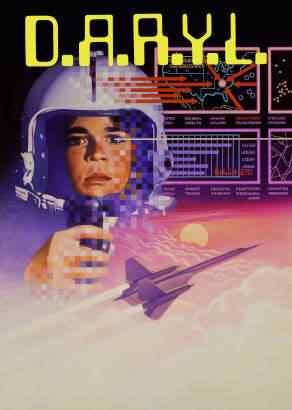 DARYL BoxArt Os melhores filmes do mundo com robôs