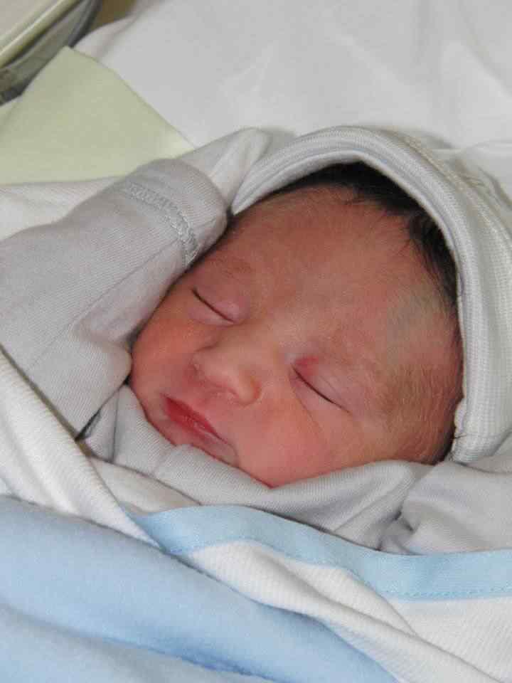 Davi1 Meu filho nasceu!