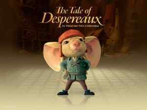 Matthew Broderick in The Tale of Despereaux Wallpaper 4 1280 300x225 Top lista dos ratinhos infantis