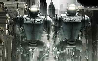 Robots40 Os melhores filmes do mundo com robôs