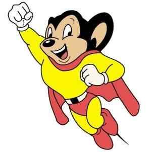Supermouse Top lista dos ratinhos infantis