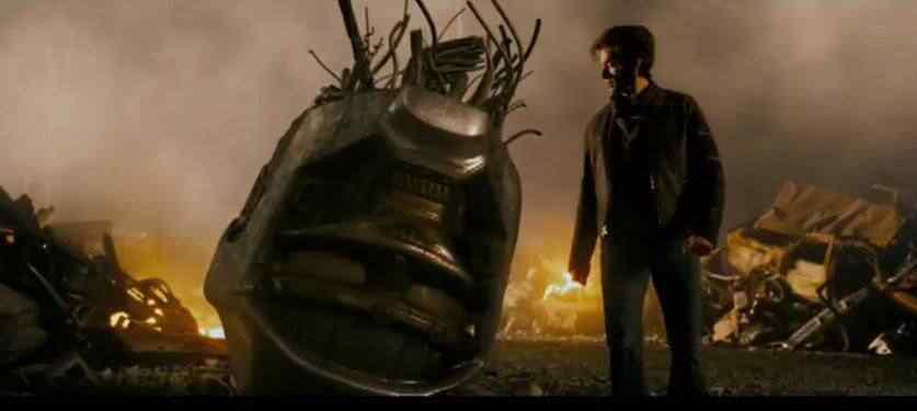 Wolverine fights a sentinel like robot in X Men Last Stand Os melhores filmes do mundo com robôs