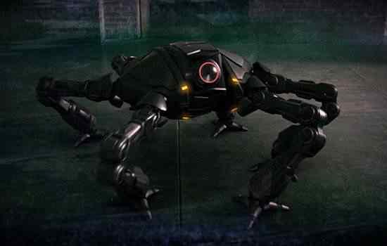 eyeborgs movie big robot Os melhores filmes do mundo com robôs