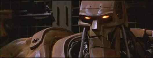 judge dredd abc warrior 528 poster Os melhores filmes do mundo com robôs