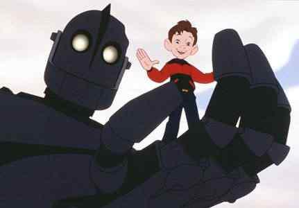 the iron giant 3 Os melhores filmes do mundo com robôs
