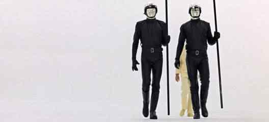 thx 1138 528 poster Os melhores filmes do mundo com robôs