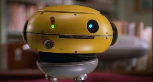 weebo flubber 528 poster Os melhores filmes do mundo com robôs