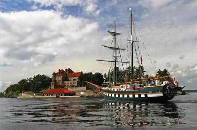 Imagem24 O rio das mil Ilhas absurdamente sensacionais