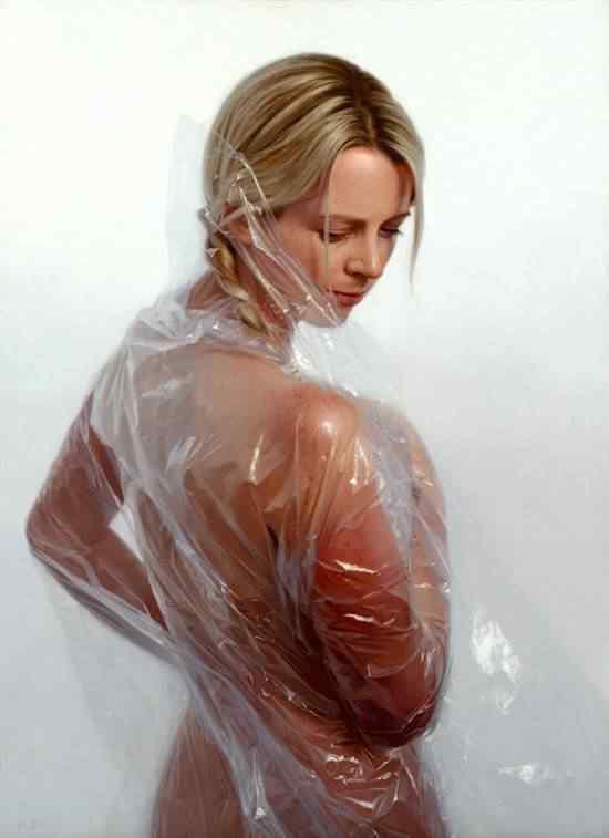 Robin Eley paintings3 550x757 Isso não é foto! É pintura!