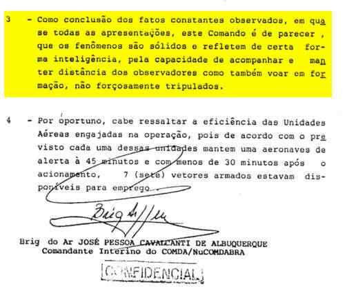 docfabdetalhe 19 de maio de 86, a noite oficial dos Ufos no Brasil
