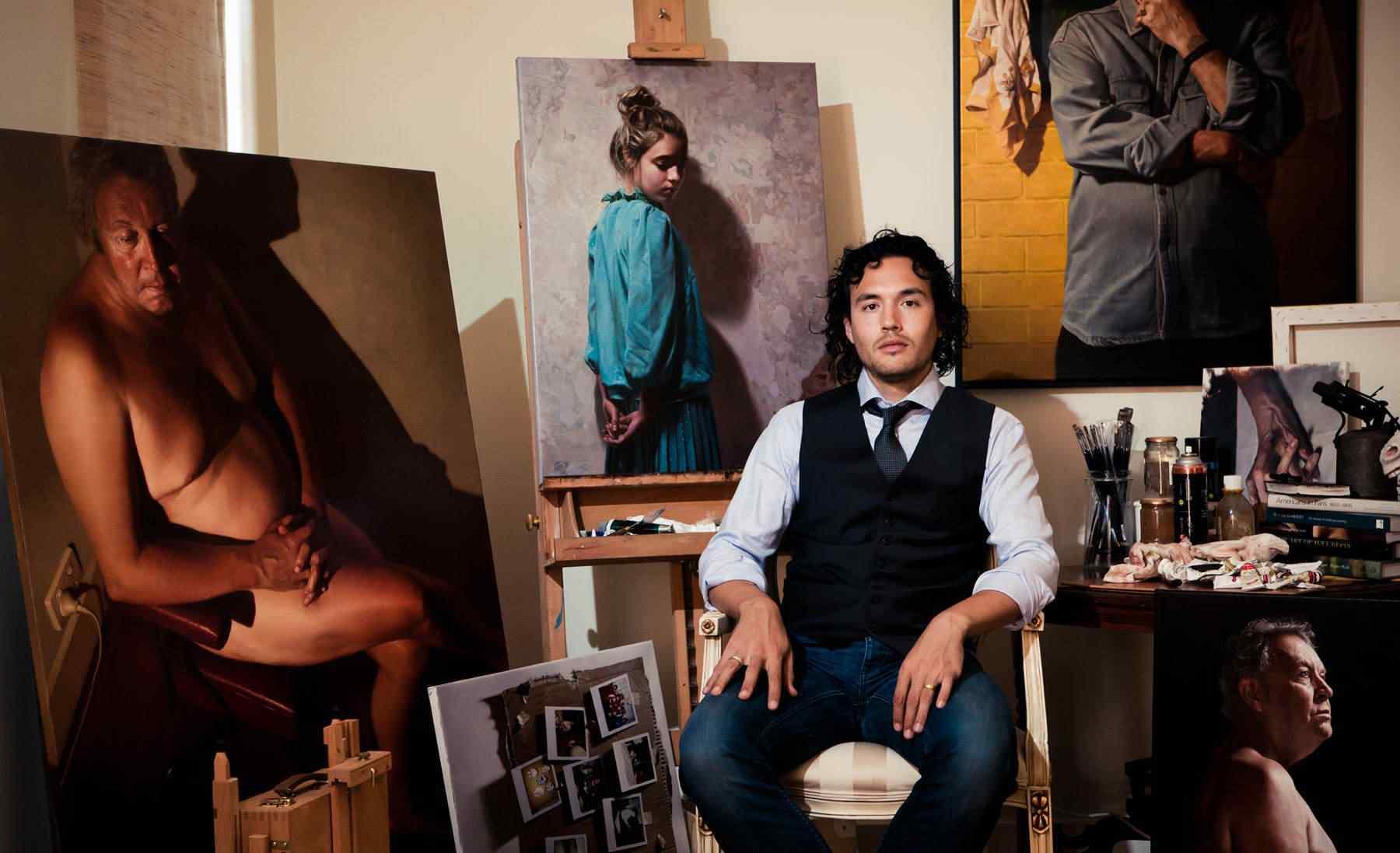 robin studio Isso não é foto! É pintura!