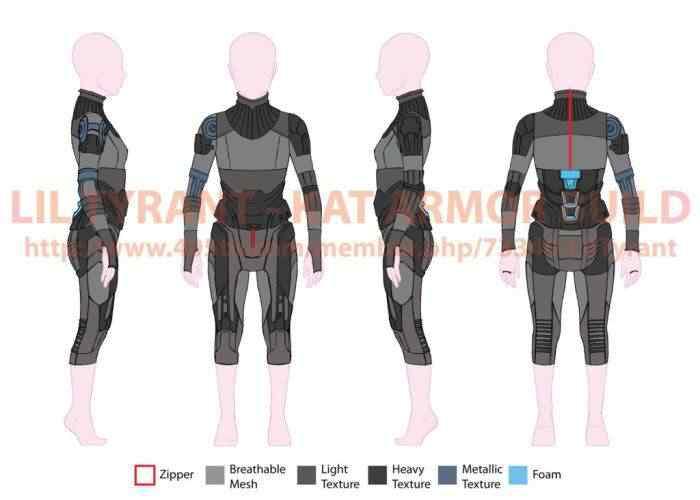 kospley 0002 Como fazer a armadura do HALO