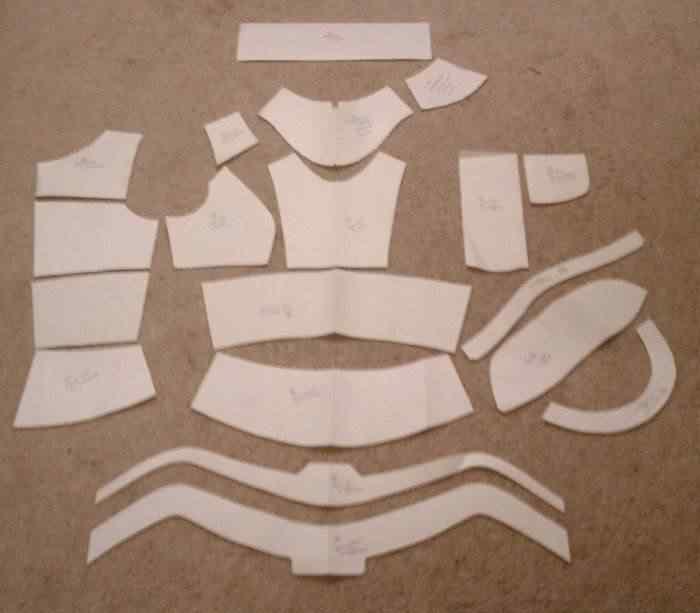 kospley 0007 Como fazer a armadura do HALO
