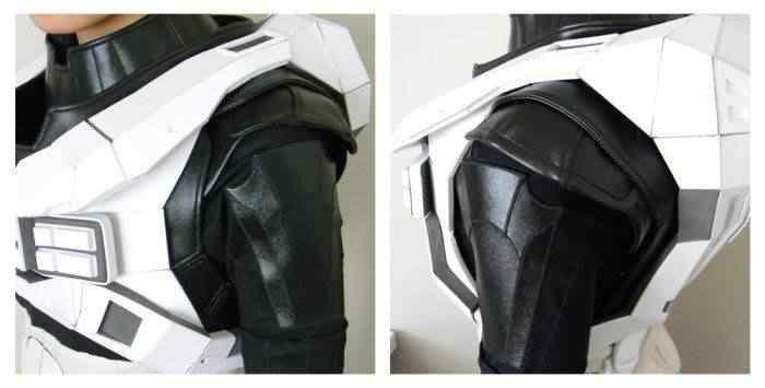 kospley 0030 Como fazer a armadura do HALO