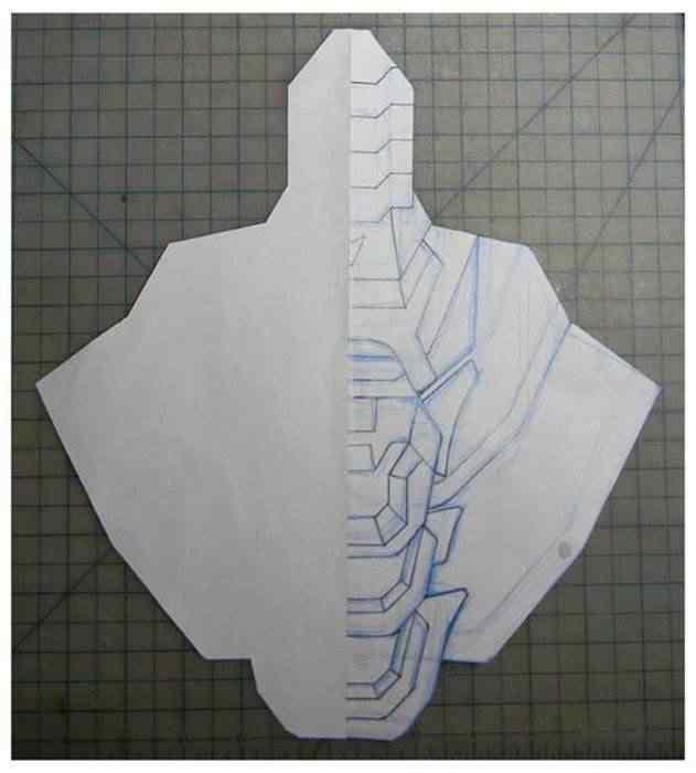 kospley 0041 Como fazer a armadura do HALO