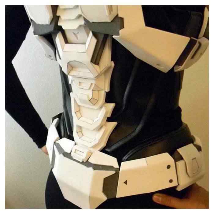 kospley 0043 Como fazer a armadura do HALO