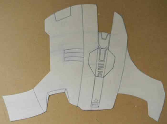 kospley 0046 Como fazer a armadura do HALO