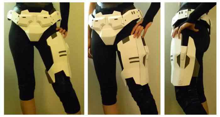 kospley 0047 Como fazer a armadura do HALO