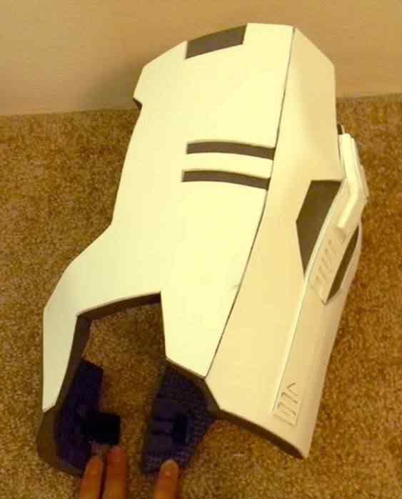 kospley 0048 Como fazer a armadura do HALO