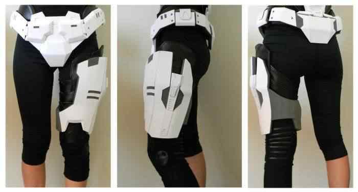 kospley 0052 Como fazer a armadura do HALO