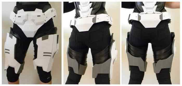 kospley 0055 Como fazer a armadura do HALO