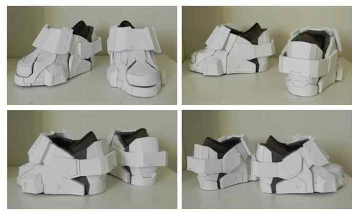 kospley 0059 Como fazer a armadura do HALO