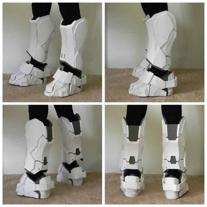 kospley 0061 Como fazer a armadura do HALO