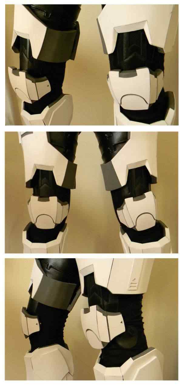 kospley 0063 Como fazer a armadura do HALO