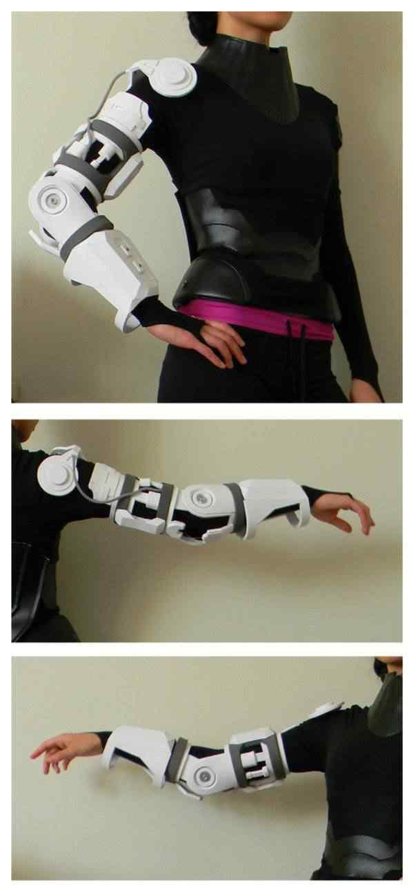kospley 0066 2 Como fazer a armadura do HALO