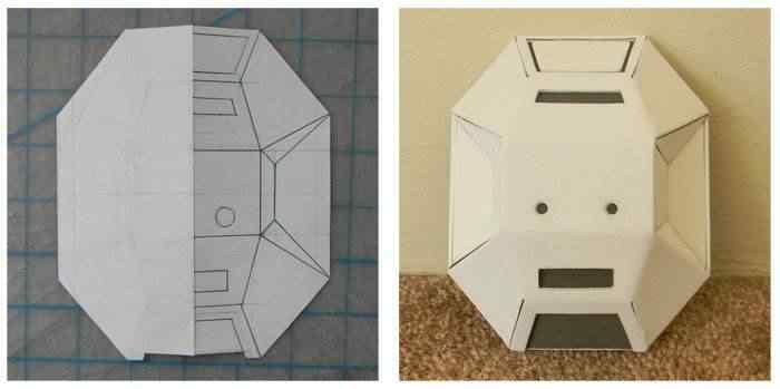 kospley 0067 Como fazer a armadura do HALO