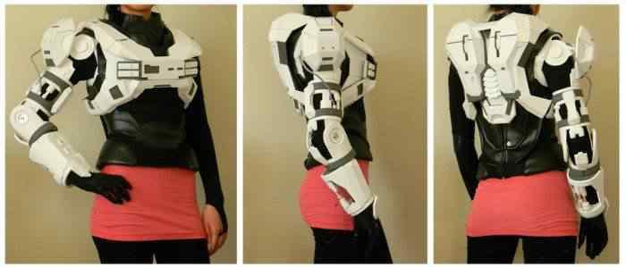 kospley 0069 Como fazer a armadura do HALO