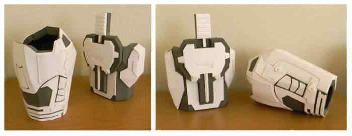 kospley 0072 Como fazer a armadura do HALO