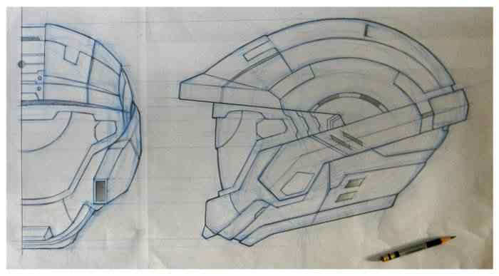 kospley 0076 Como fazer a armadura do HALO