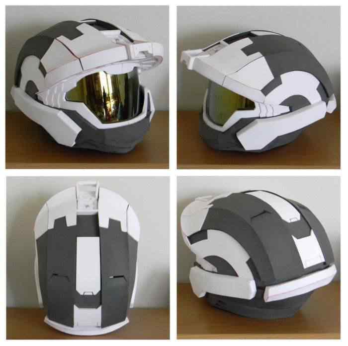 kospley 0078 Como fazer a armadura do HALO