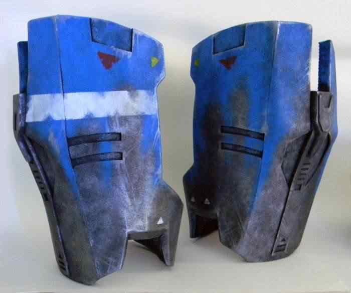 kospley 0089 Como fazer a armadura do HALO