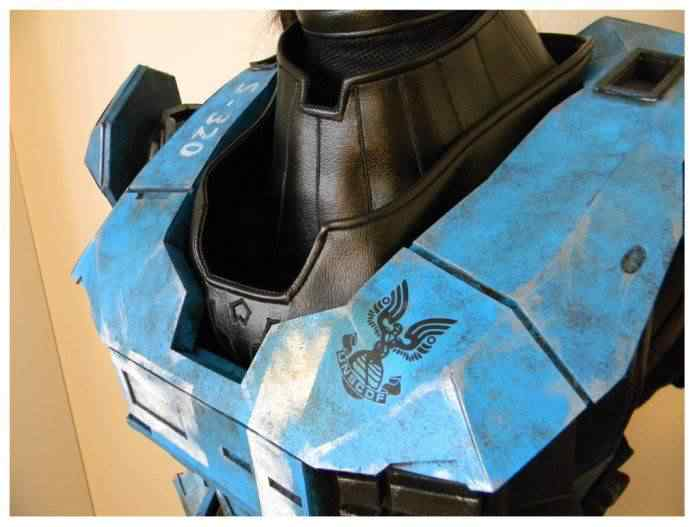 kospley 0092 Como fazer a armadura do HALO