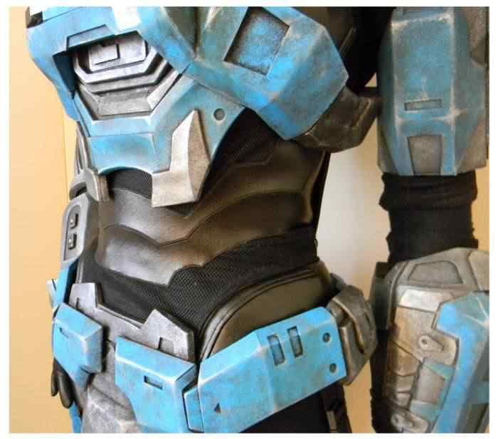 kospley 0093 Como fazer a armadura do HALO