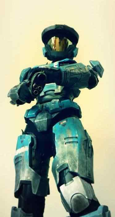 kospley 0104 Como fazer a armadura do HALO