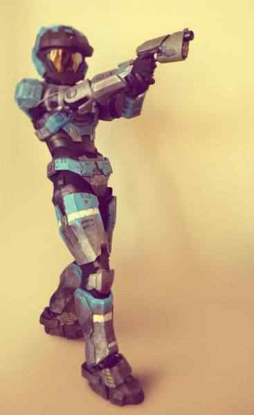 tn 12 Como fazer a armadura do HALO