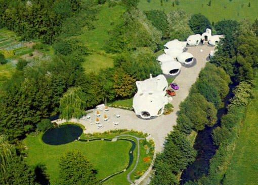 1Museumotel Exterior 1 510 Top 5 construções com inspiração Hobbit