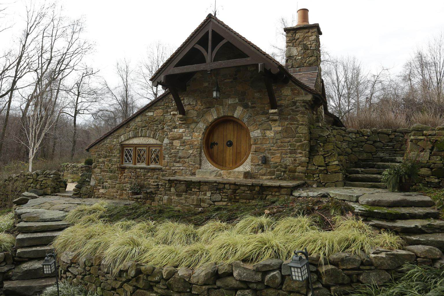 6 1 Top 5 construções com inspiração Hobbit