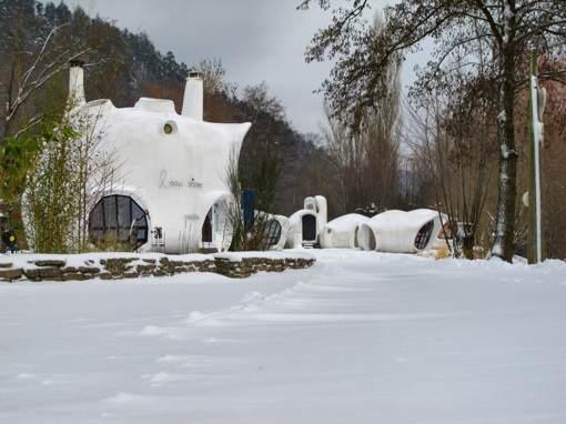 Museumotel Exterior 5 Top 5 construções com inspiração Hobbit