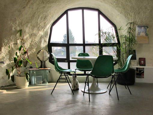 Museumotel Mojo Hall 510 Top 5 construções com inspiração Hobbit