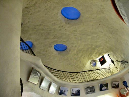 Museumotel Reception 510 Top 5 construções com inspiração Hobbit