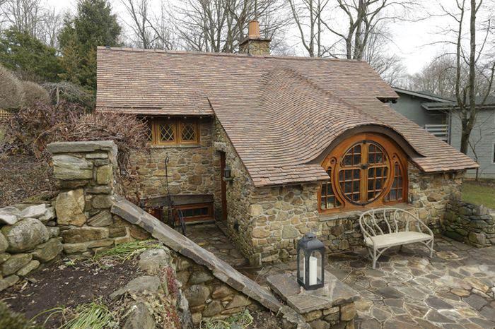 casa hobbit Top 5 construções com inspiração Hobbit