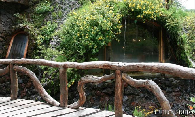 huilo Top 5 construções com inspiração Hobbit